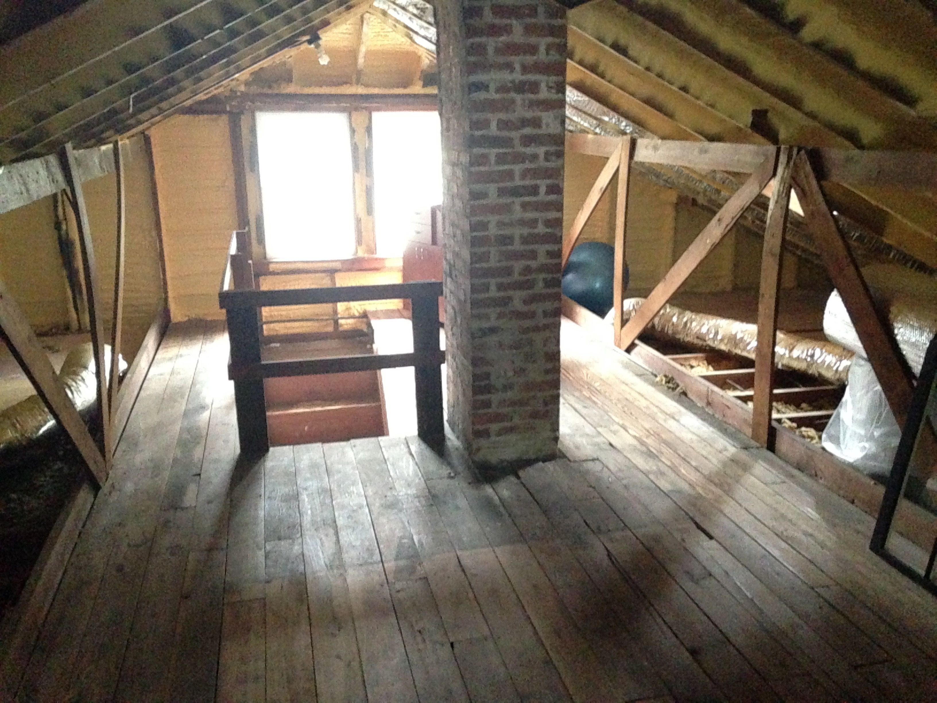 Best How To Turn An Attic Into A Bedroom Harahan House With Pictures
