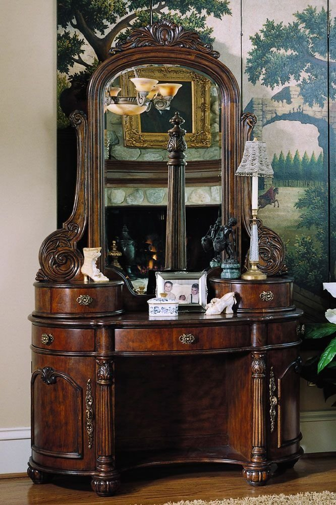 Best Antique Vanity For The Home Furniture Decor Pulaski With Pictures