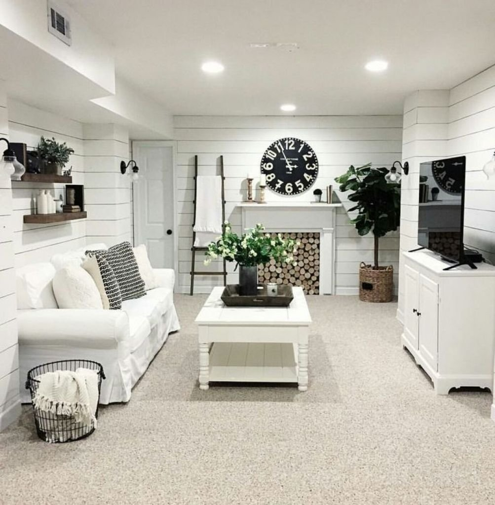 Best Small Basement Design Best 25 Small Finished Basements With Pictures