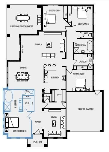 Best My Ideal Floor Plan Large Master Bedroom With Ensuite And With Pictures