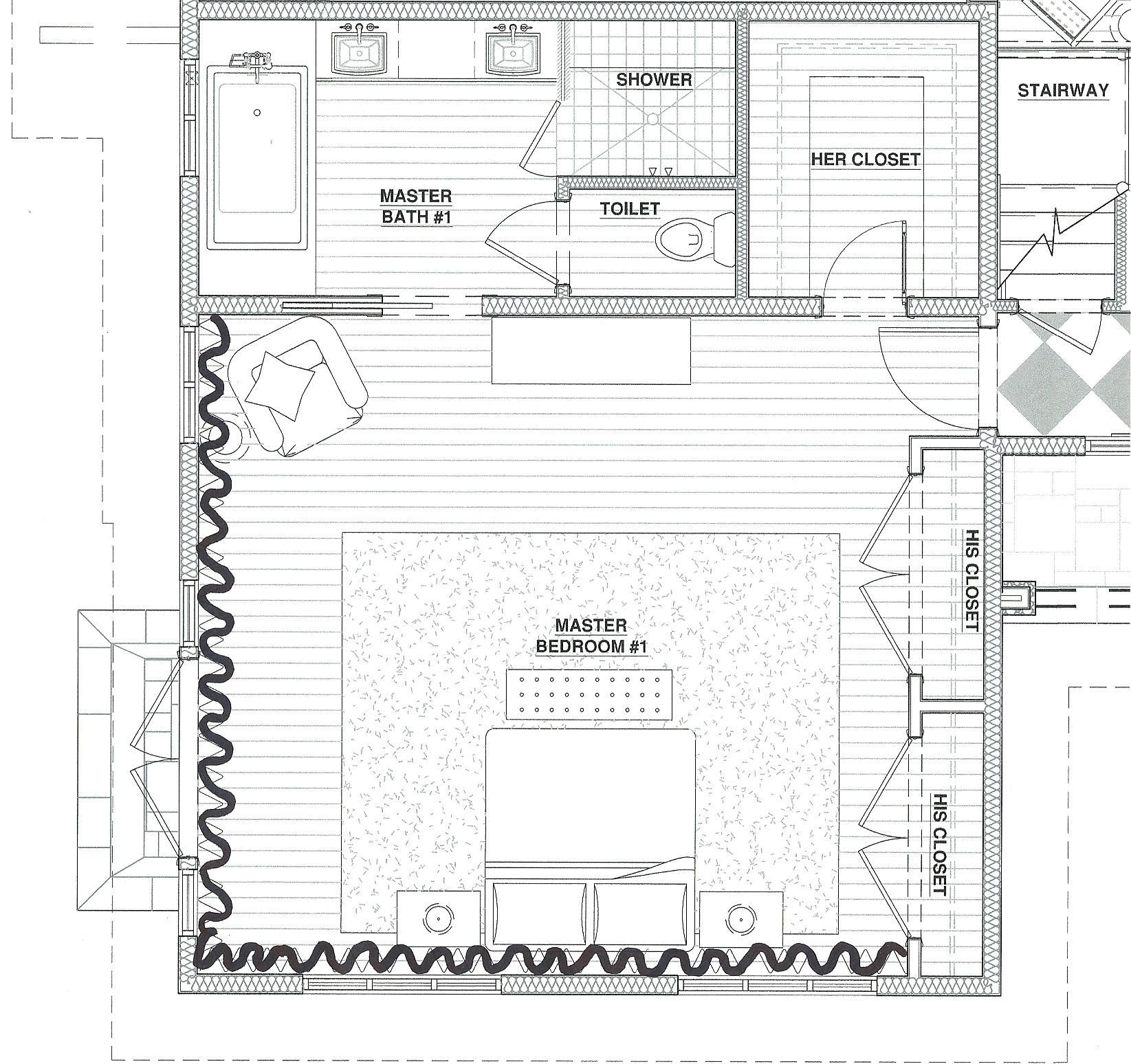 Best Master Bedroom Floor Plans Picture Gallery Of The Master With Pictures