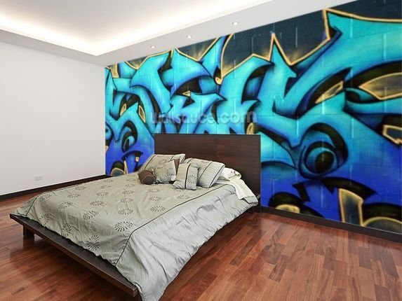 Best Graffiti Ralph Bedroom Graffiti Bedroom Graffiti Room With Pictures