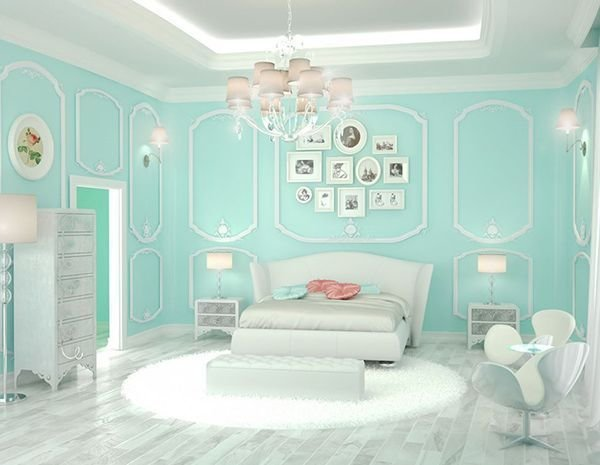 Best 20 Bedroom Paint Ideas For Teenage Girls Tiffany Blue Rooms Girl House Teenage Girl With Pictures