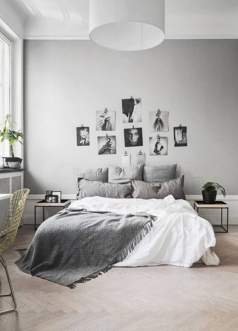 Best Awesome 44 Simple And Minimalist Bedroom Ideas S P A C E With Pictures