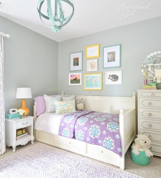 Best Girl's Room Changes Lil Mama Girl Room White Girls Rooms Girls Bedroom With Pictures