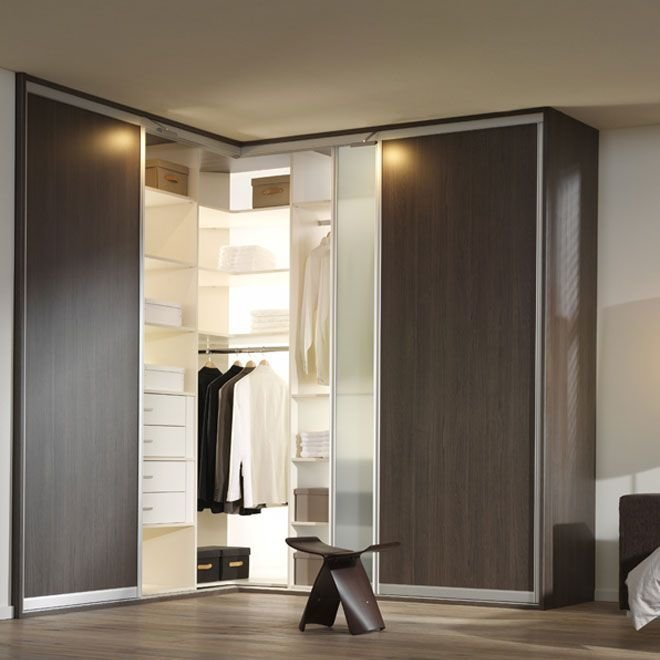 Best Don T Let Your Closet Leave A Difficult Corner Space Open With Pictures