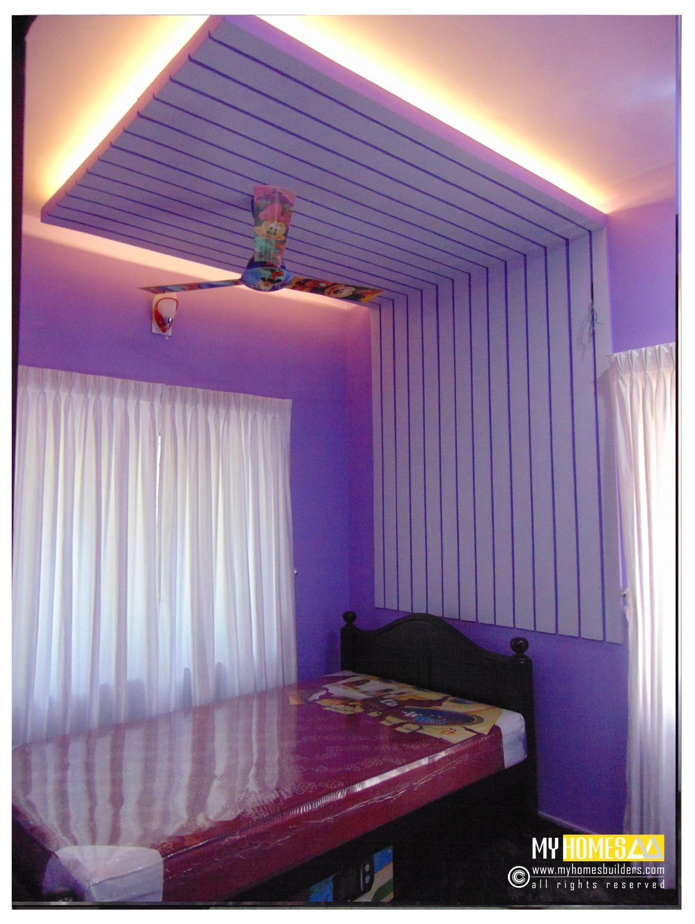 Best Kids Bedroom Interior Designs In Kerala Kerala Best Kids With Pictures
