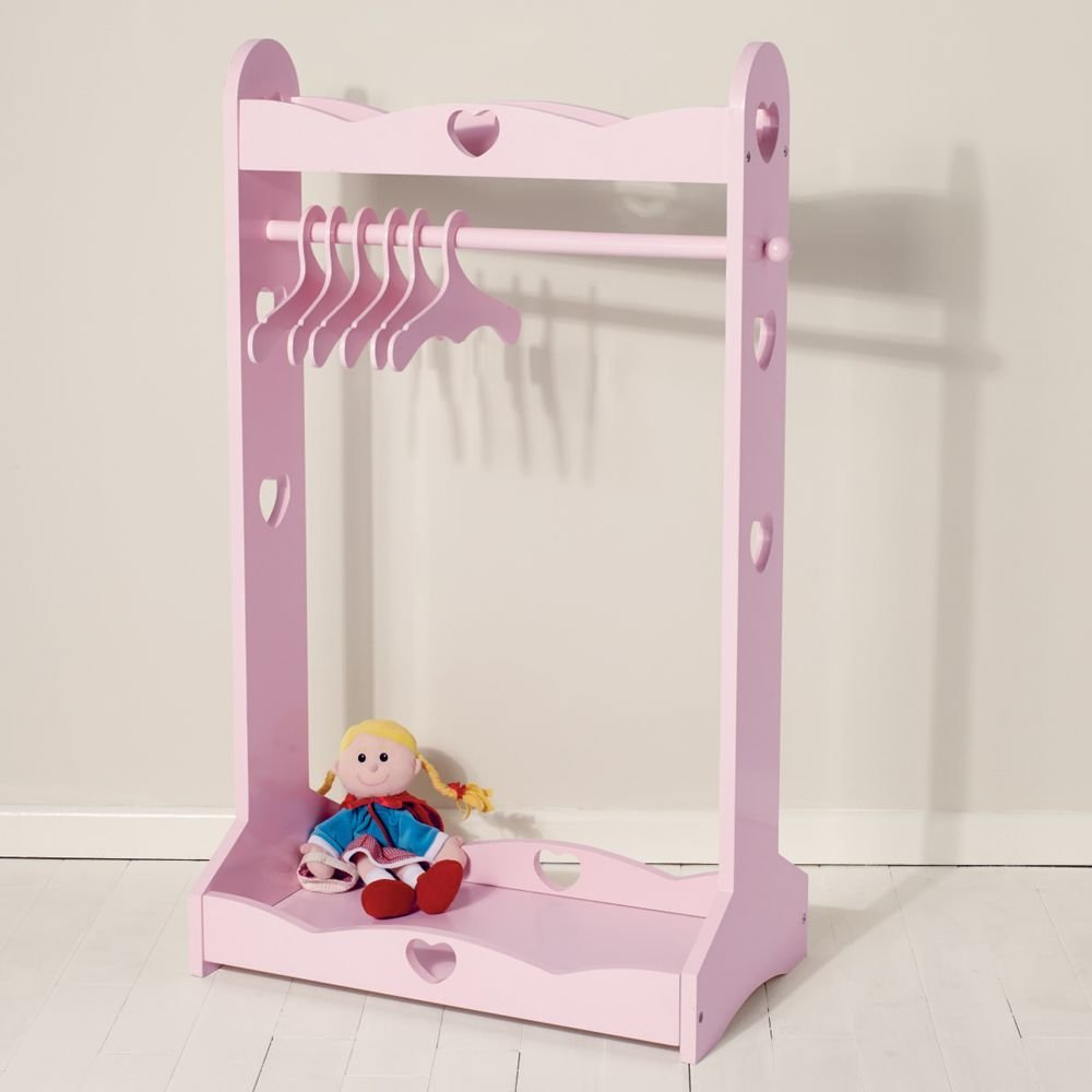 Best Sweetheart Dressing Up Rail Dress Up Rack Kids Bedroom With Pictures