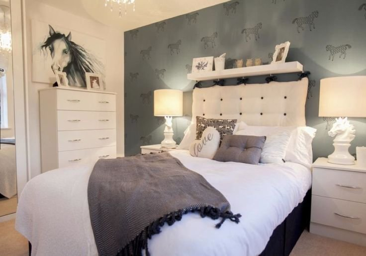 Best Equestrian Themed Bedroom Perfect For A T**N Girl With Pictures