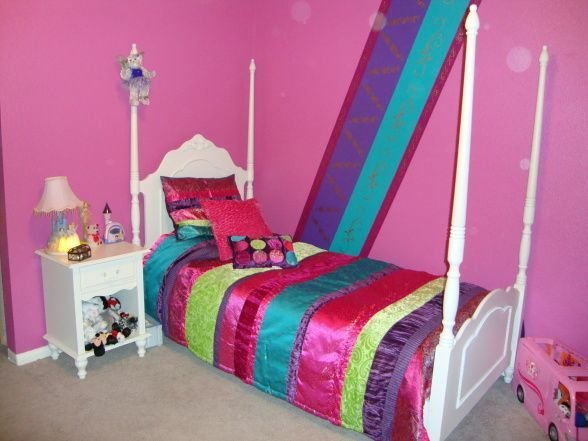 Best Turquoise Rooms Rich Colors For An 8 Year Old Girls Room Designs Decorating Ideas With Pictures