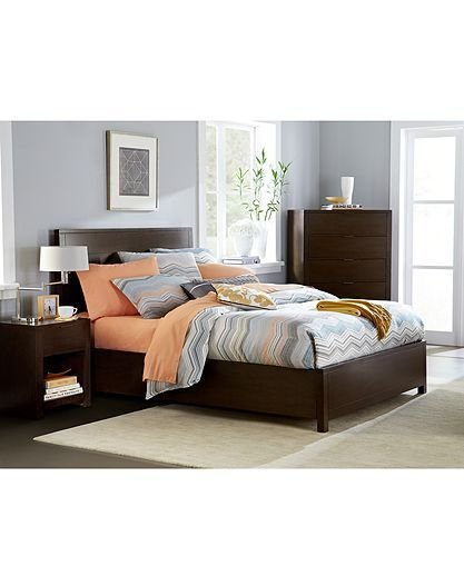 Best Tribeca Bedroom Furniture Collection Created For Macy S With Pictures