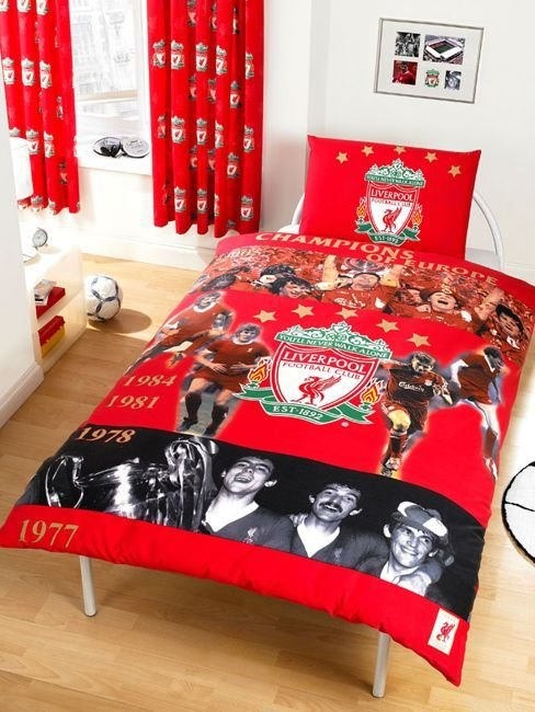 Best Liverpool Fc Bedroom Accessories Www Indiepedia Org With Pictures