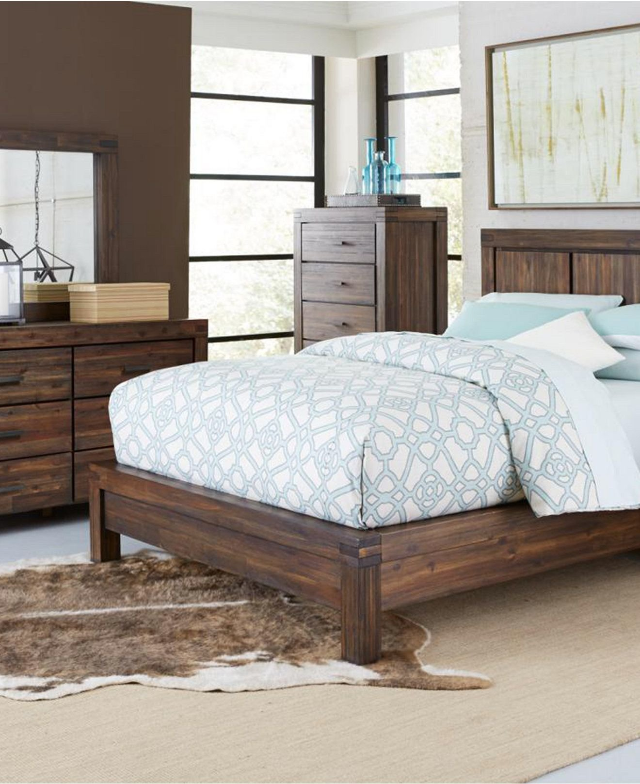 Best Avondale Platform Bedroom Furniture Collection Lorrie With Pictures