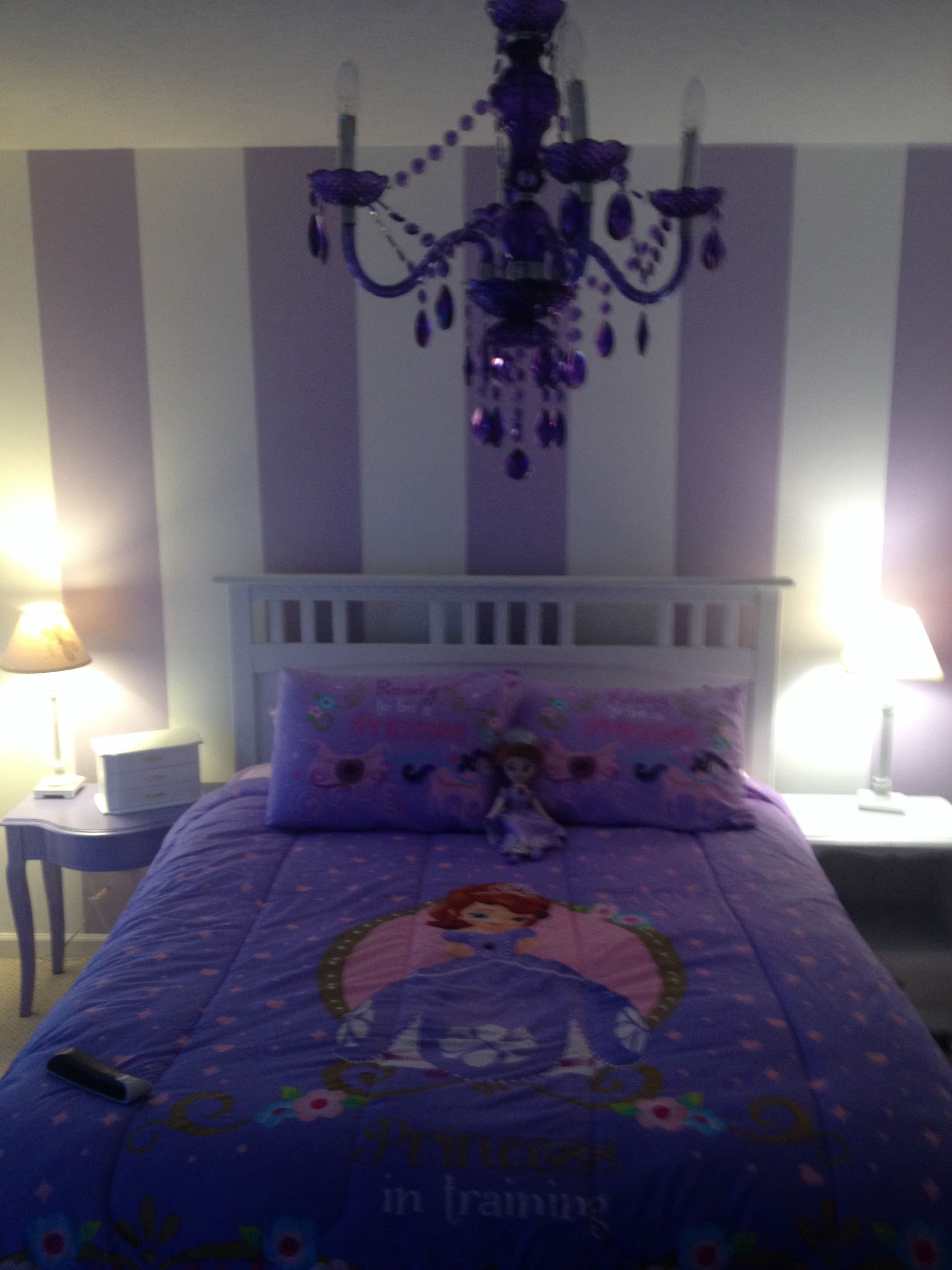 Best Sofia The First Princess Bedroom Love Love Love With Pictures
