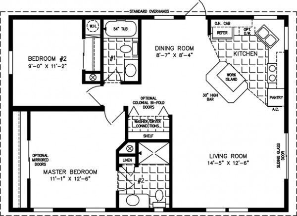 Best Remarkable 800 Sq Ft House Plans … House Plans House… With Pictures
