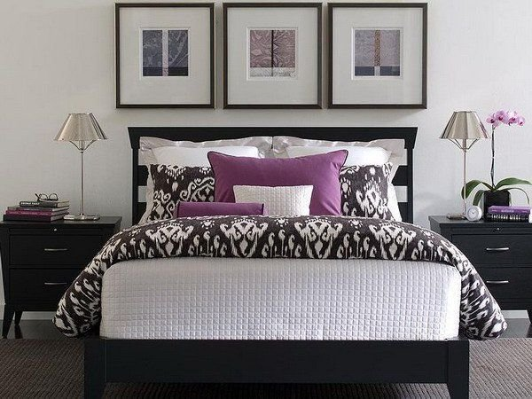 Best 19 Purple And White Bedroom Combination Ideas Bedroom With Pictures