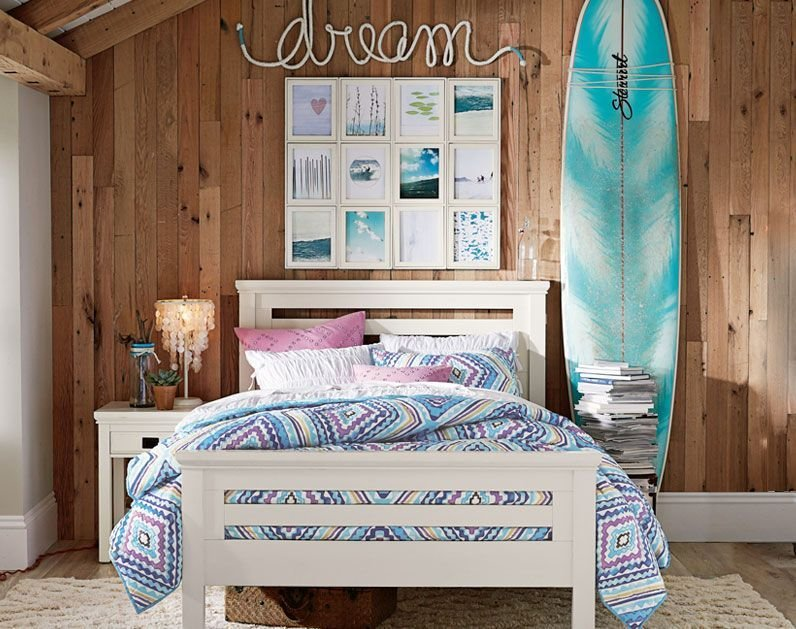 Best Teenage Girl Bedroom Ideas Diy Home Decor Surf Bedroom With Pictures