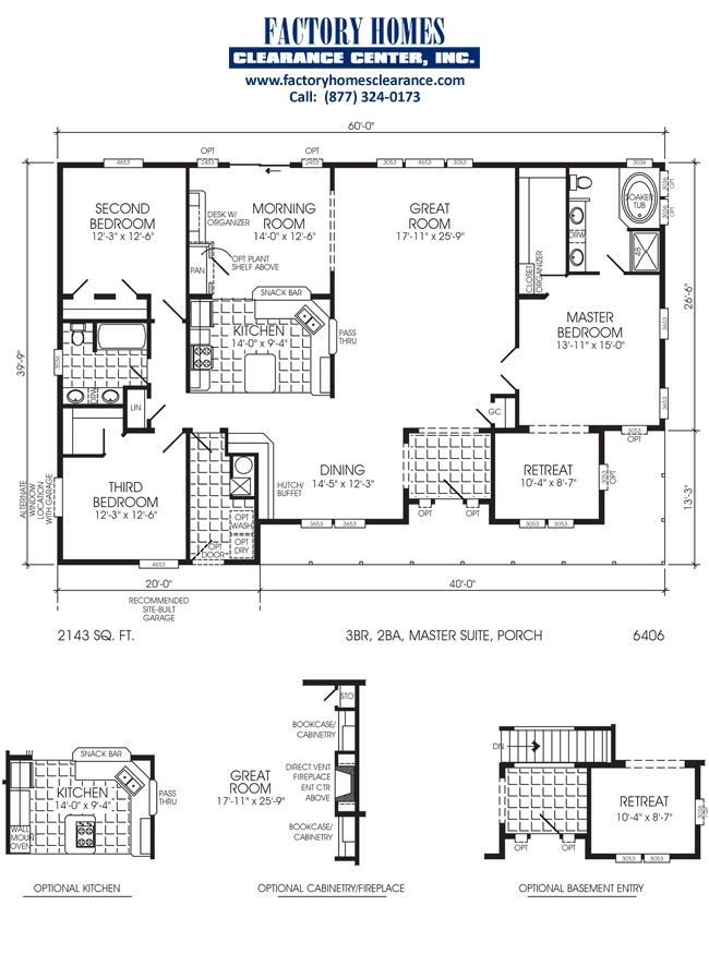 Best 6 Bedroom Triple Wide Floor Plans Web Hot100 Com With Pictures