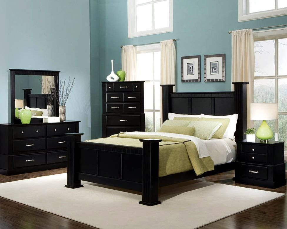 Best Master Bedroom Paint Colors With Dark Furniture Home With Pictures