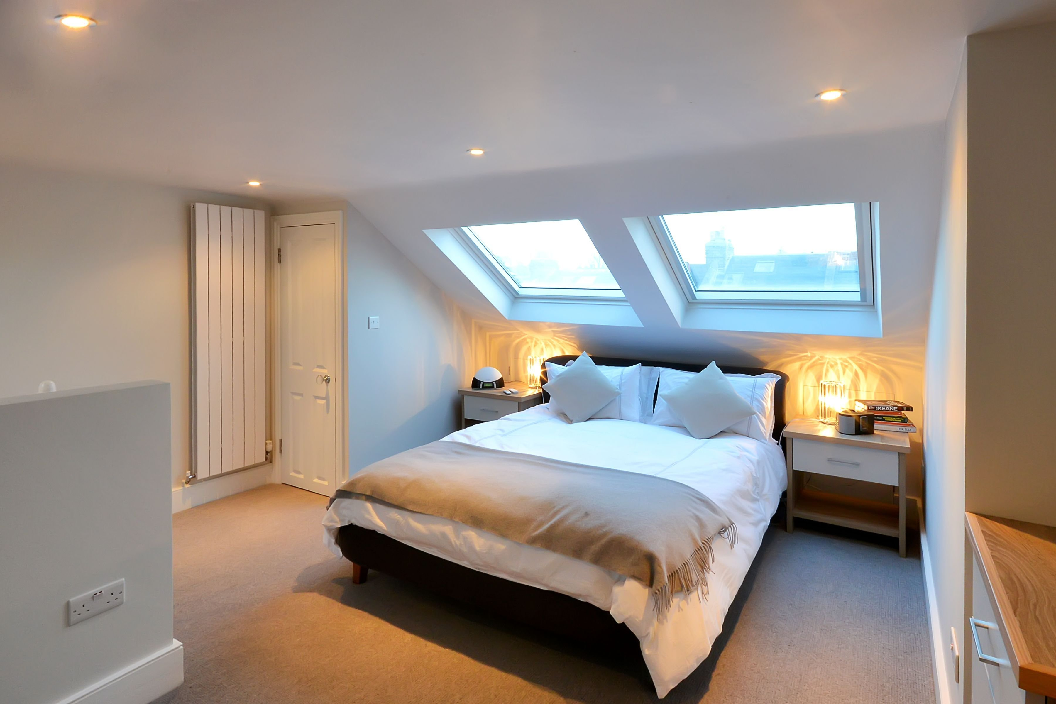 Best Upper Level Of Split Loft Conversion … Around The House With Pictures