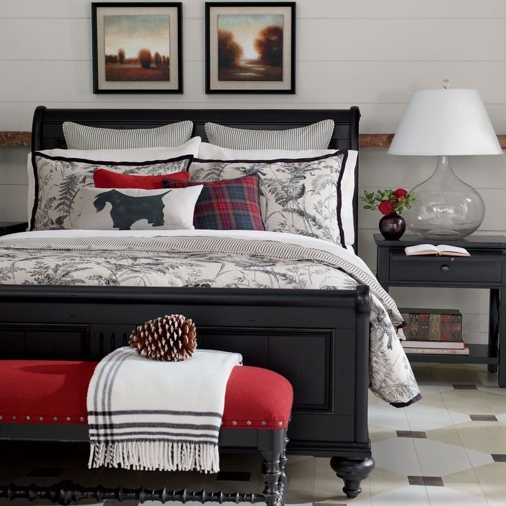 Best 15 Cool Black Bedroom Furniture Sets For Bold Feeling With Pictures