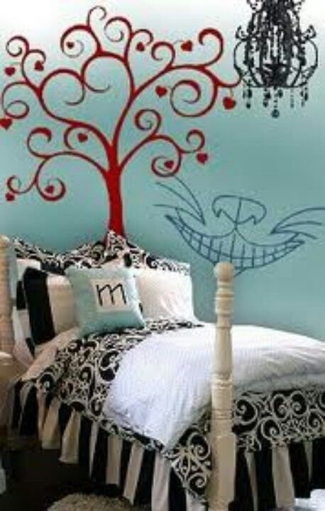Best Bedroom Themes Wonderland Google Search Room Design With Pictures