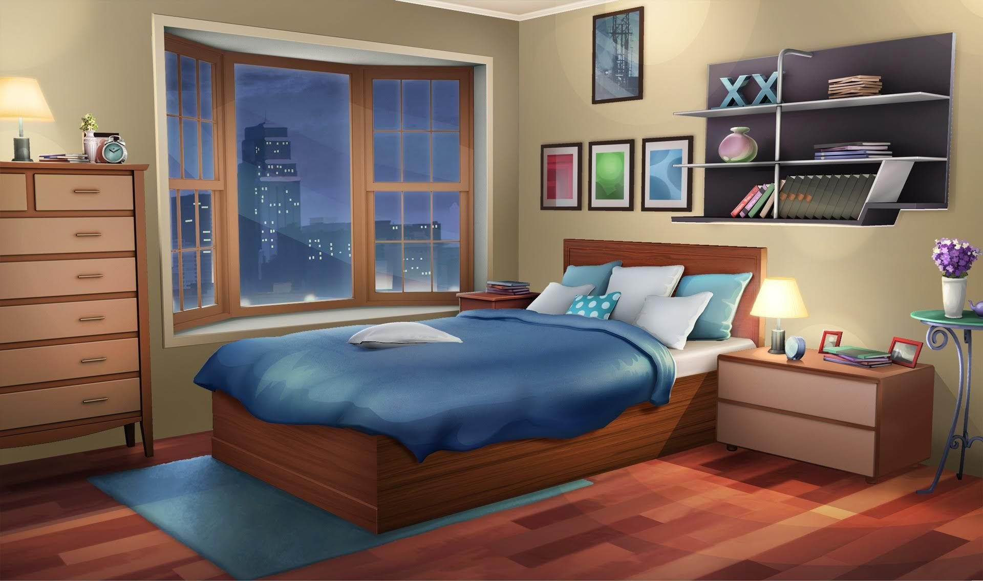 Best Int Fancy Apartment Bedroom Night Episode Episode With Pictures