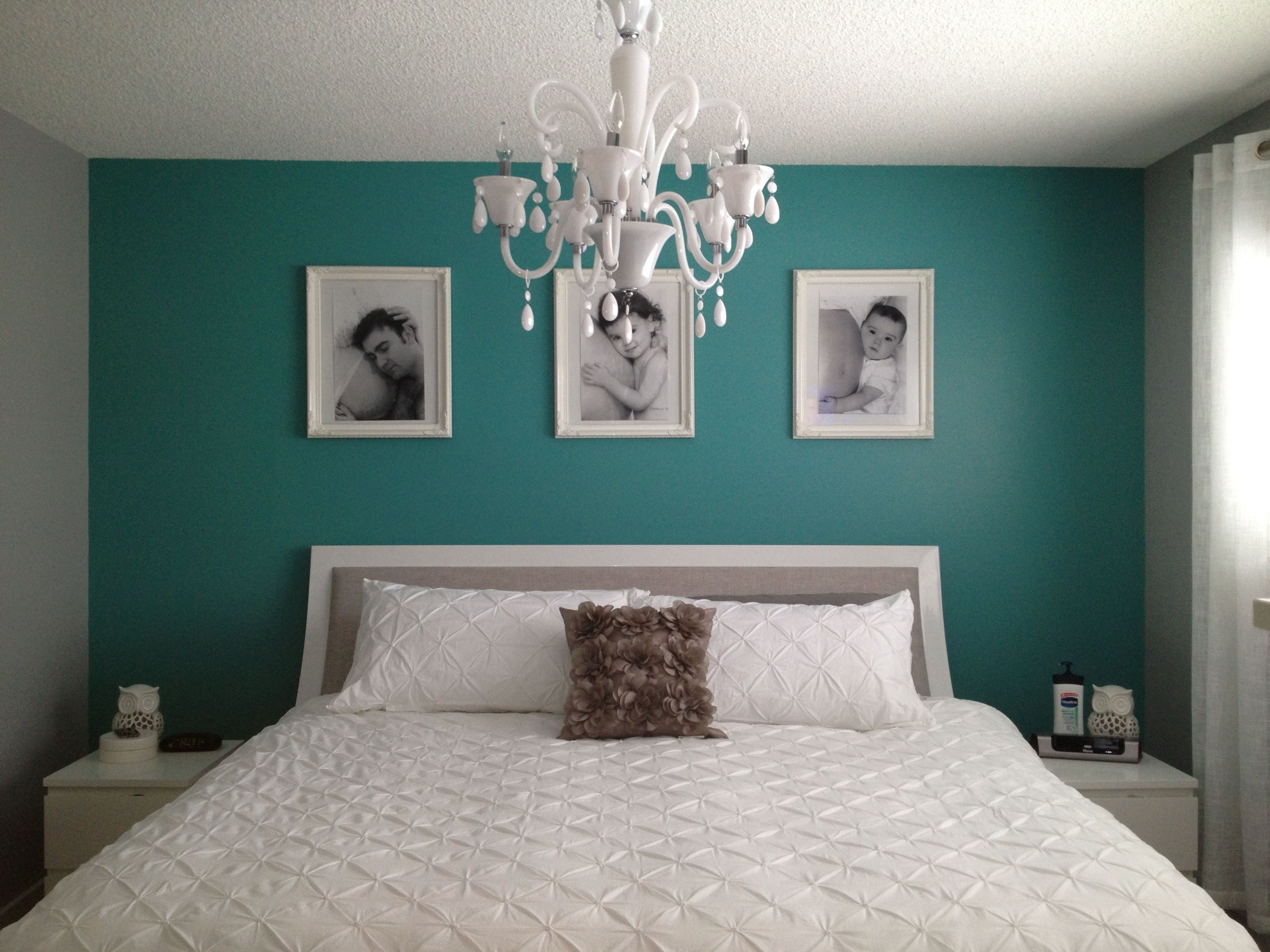 Best Grey And Teal Bedroom Love This Room So Much So That I With Pictures