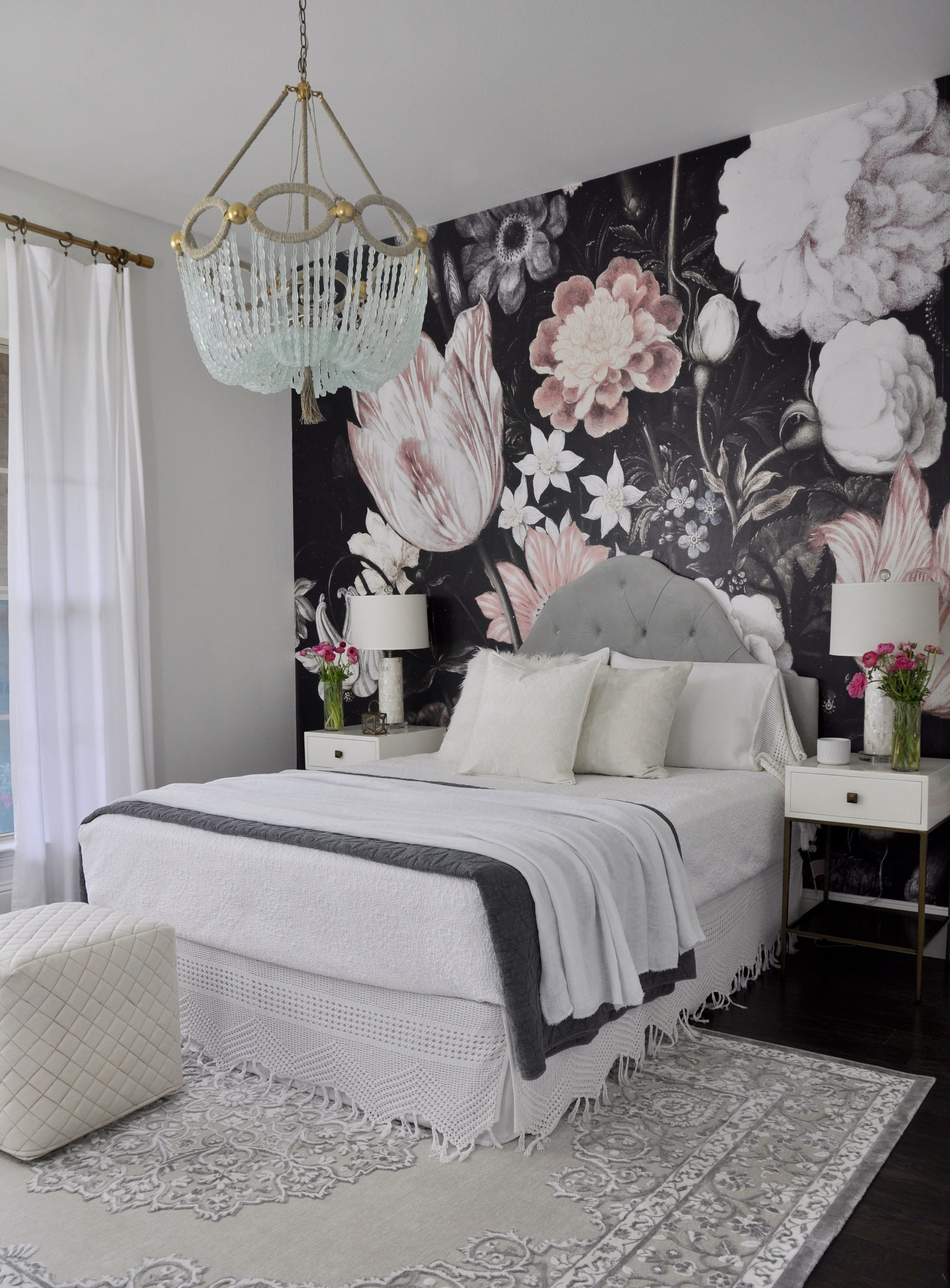 Best One Room Challenge The Reveal Blogger Home Projects We Love Beautiful Bedrooms Master With Pictures