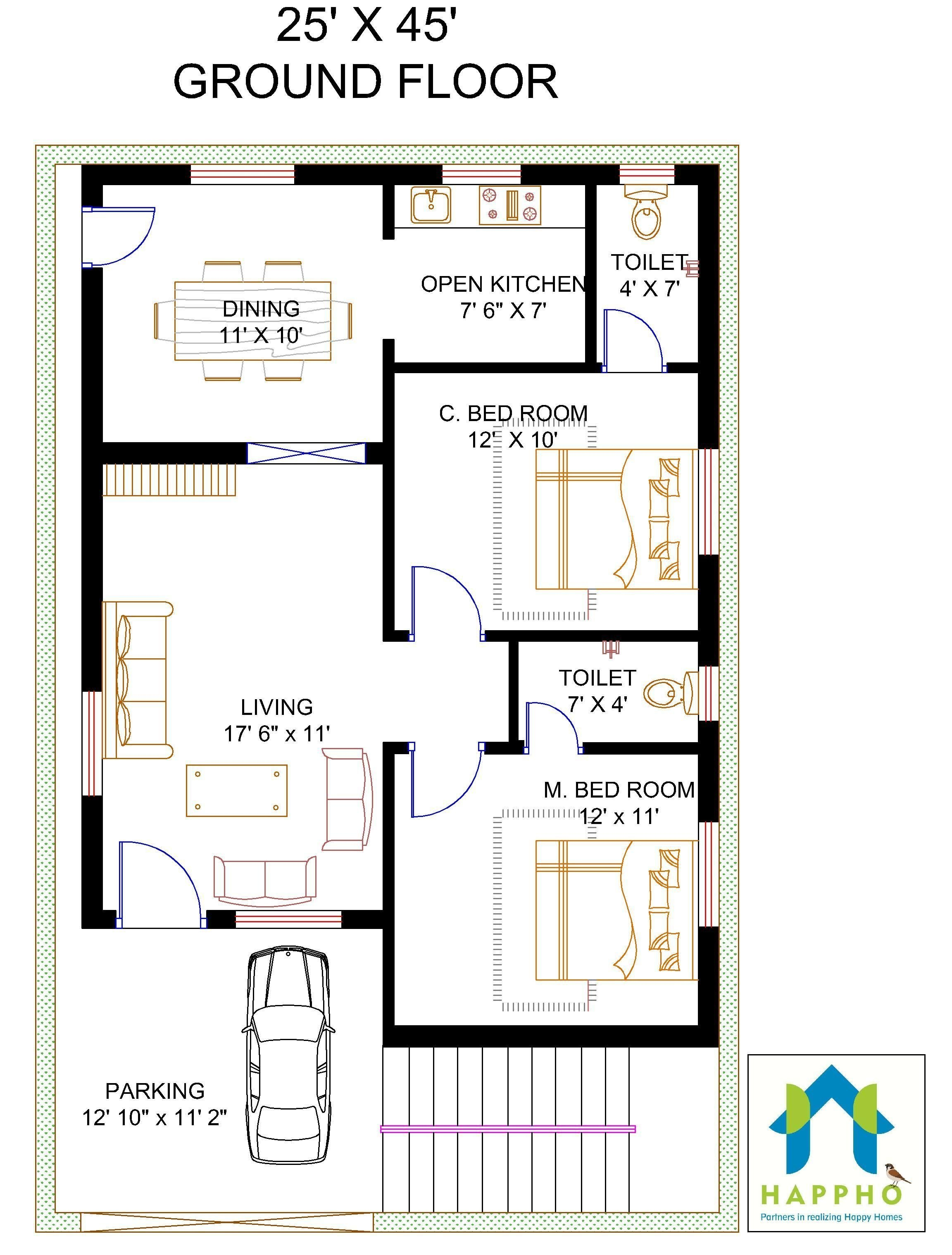 Best Related Image My Dream House In 2019 2 Bedroom House With Pictures