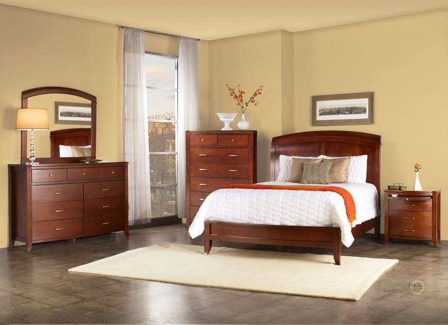 Best The Newcastle Contemporary Bedroom Furniture Set From With Pictures