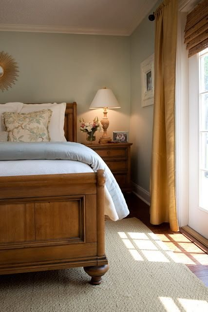 Best Soft Kind Of A Cream Colored Turquoise Walls With Pine With Pictures
