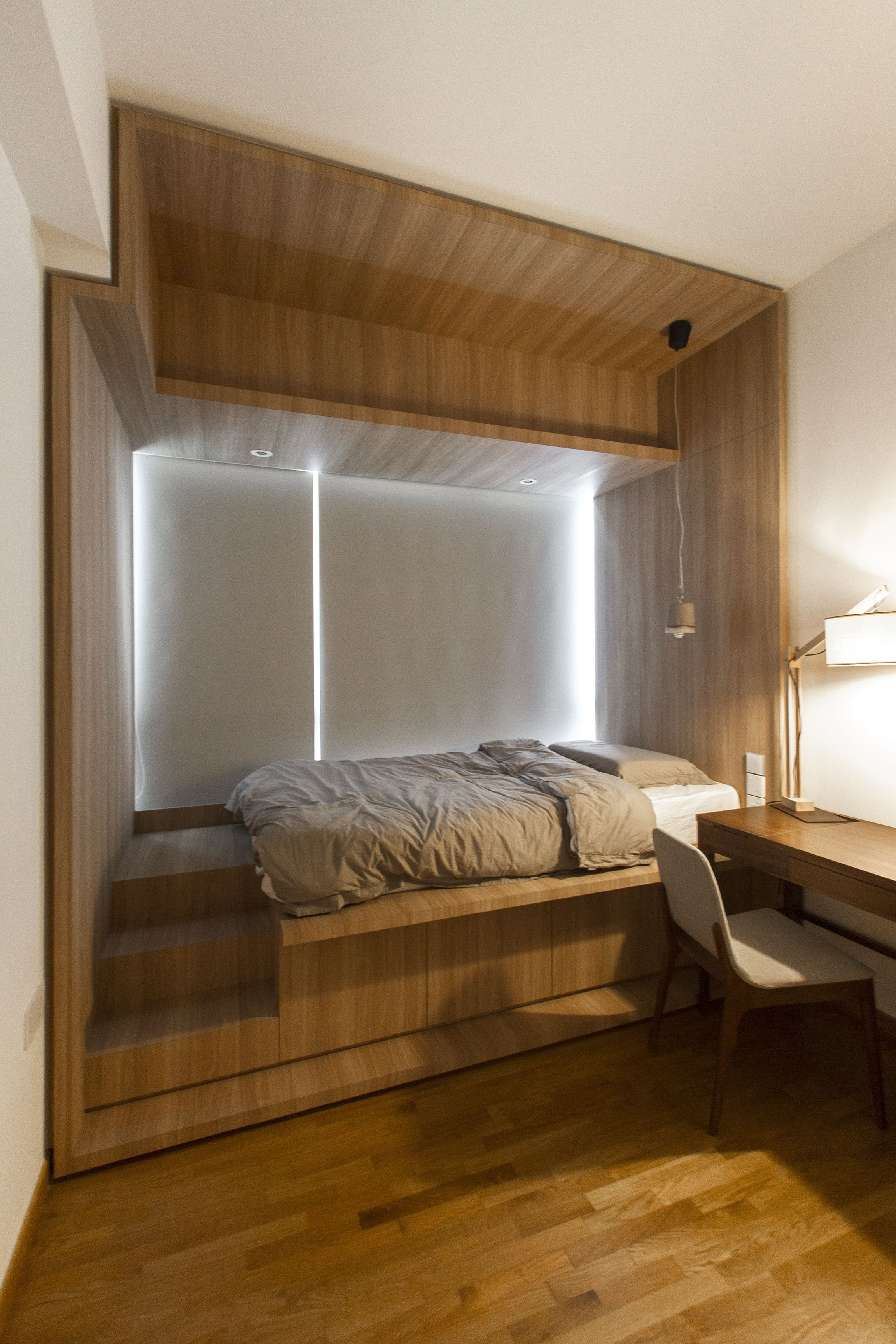 Best Ao Studios The Minton Apartment Bed Platform Singapore With Pictures