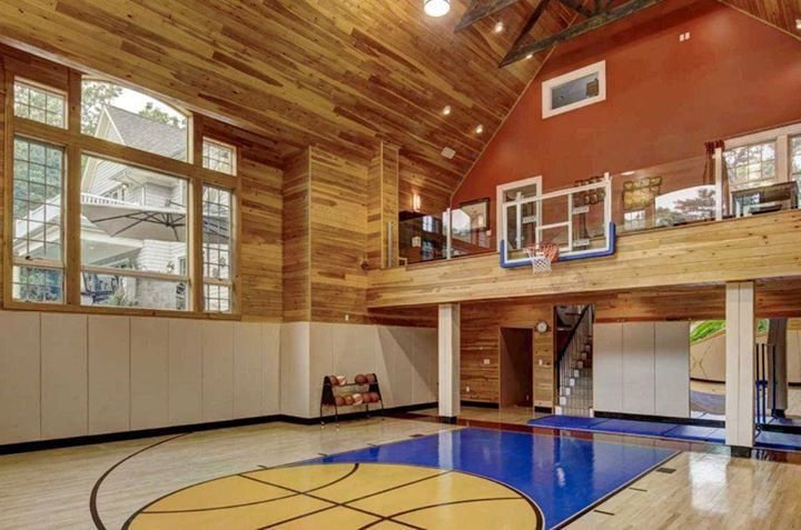 Best Indoor Basketball Court When I Hit The Mega In 2019 With Pictures