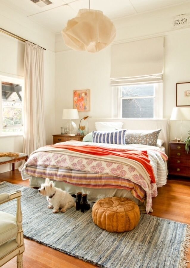 Best That Light Fixture Warm Bright Traditional Bedroom With Pictures
