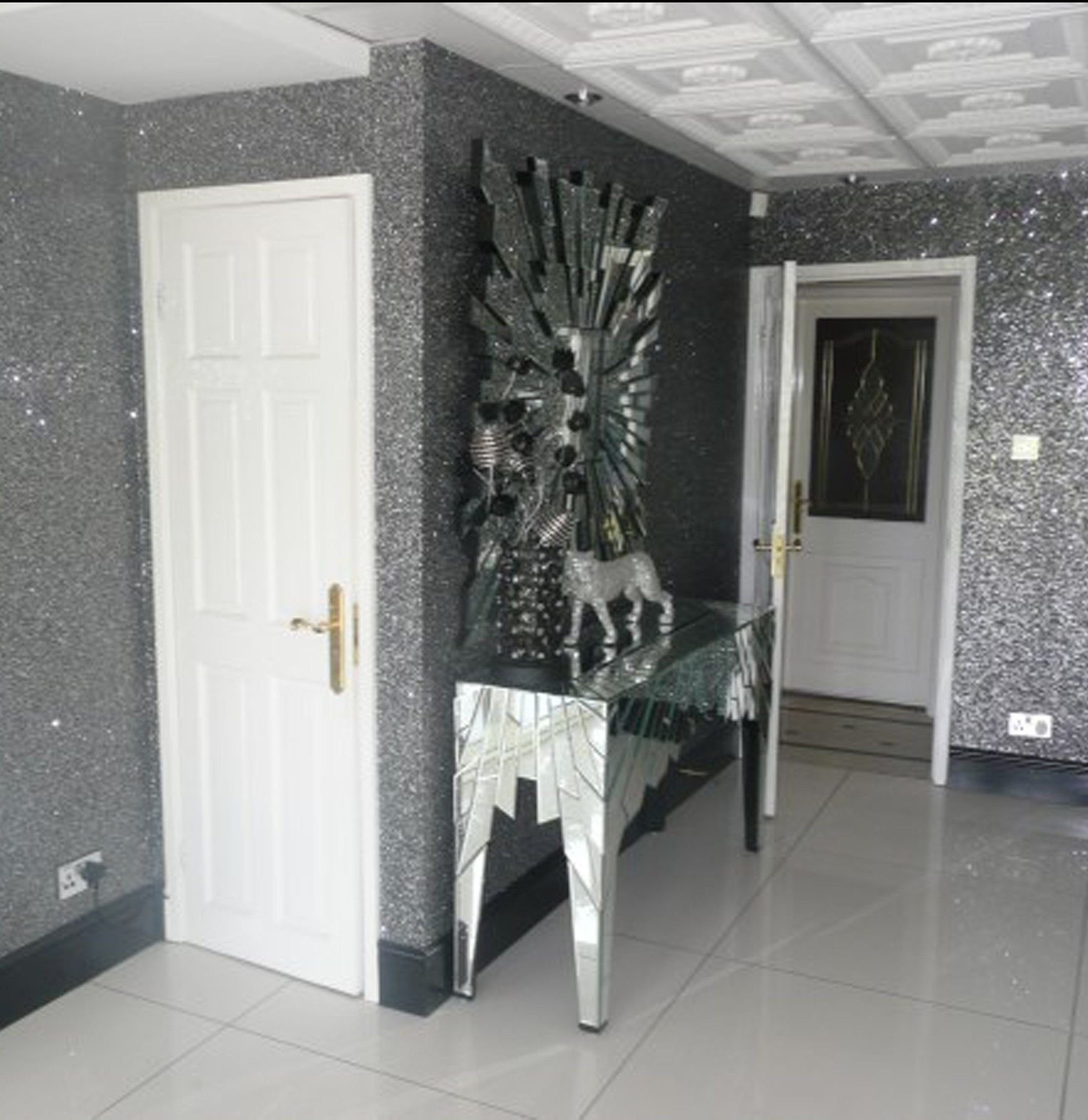Best Glitter Walls Google Search Decorating Bedroom Decor With Pictures