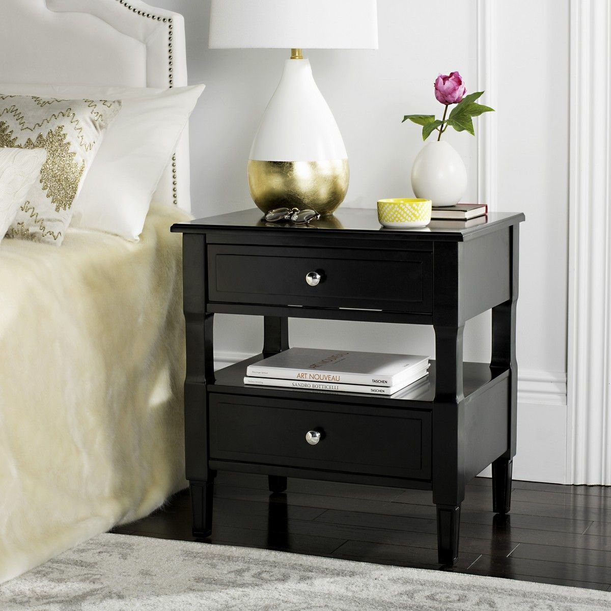 Best Fox6277B Nightstands Furniture By In 2019 Master With Pictures