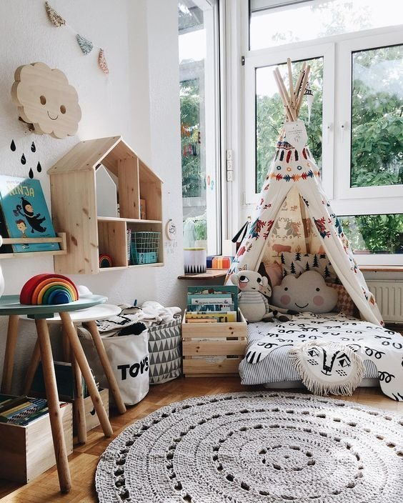Best Cosy And Imaginative Reading Corners To Inspire You Kids Room Ideas Kids Room Design Kids With Pictures