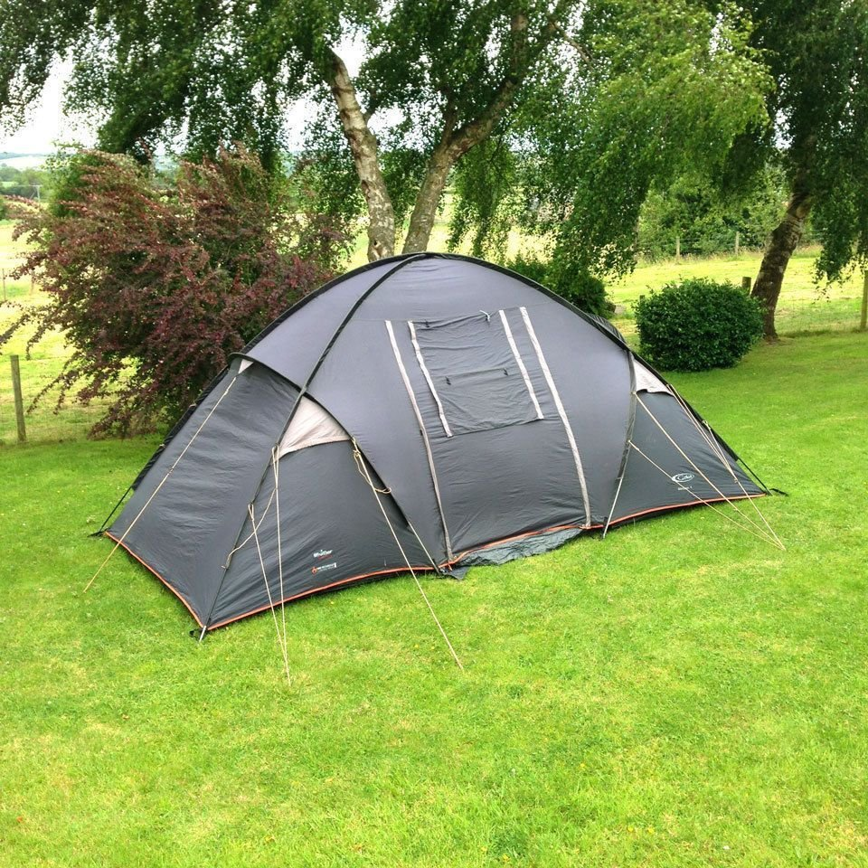 Best 4 Man 2 Bedroom Tent 6 8 10 12 Person 2 Bedroom 1 Living Room Waterproof Party Family Hiking With Pictures