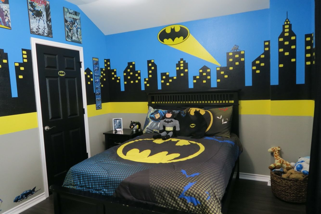 Best Luke Why Is There Batman Symbols All Over My House With Pictures