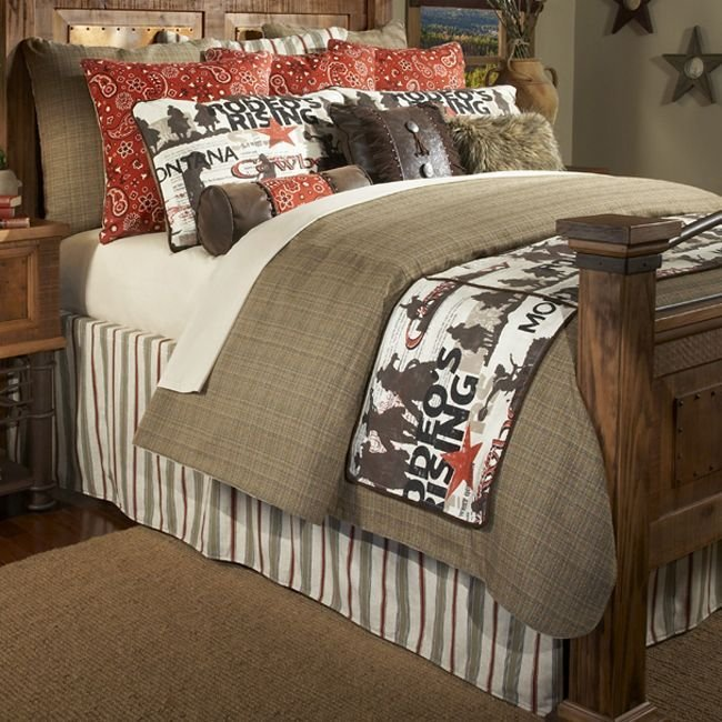 Best Cowboy Rodeo Bedding Collection Kiddos Cowboy Bedroom With Pictures
