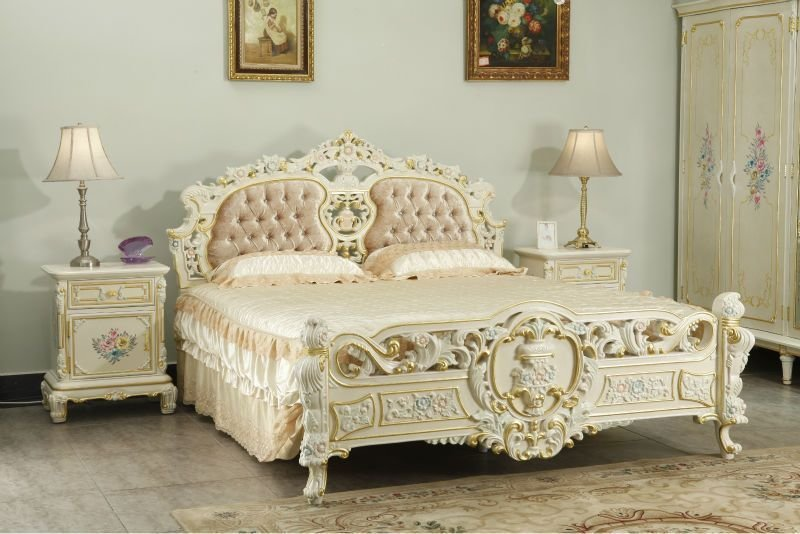 Best Frenchprovincial Furniture Italian Bedroom Furniture With Pictures