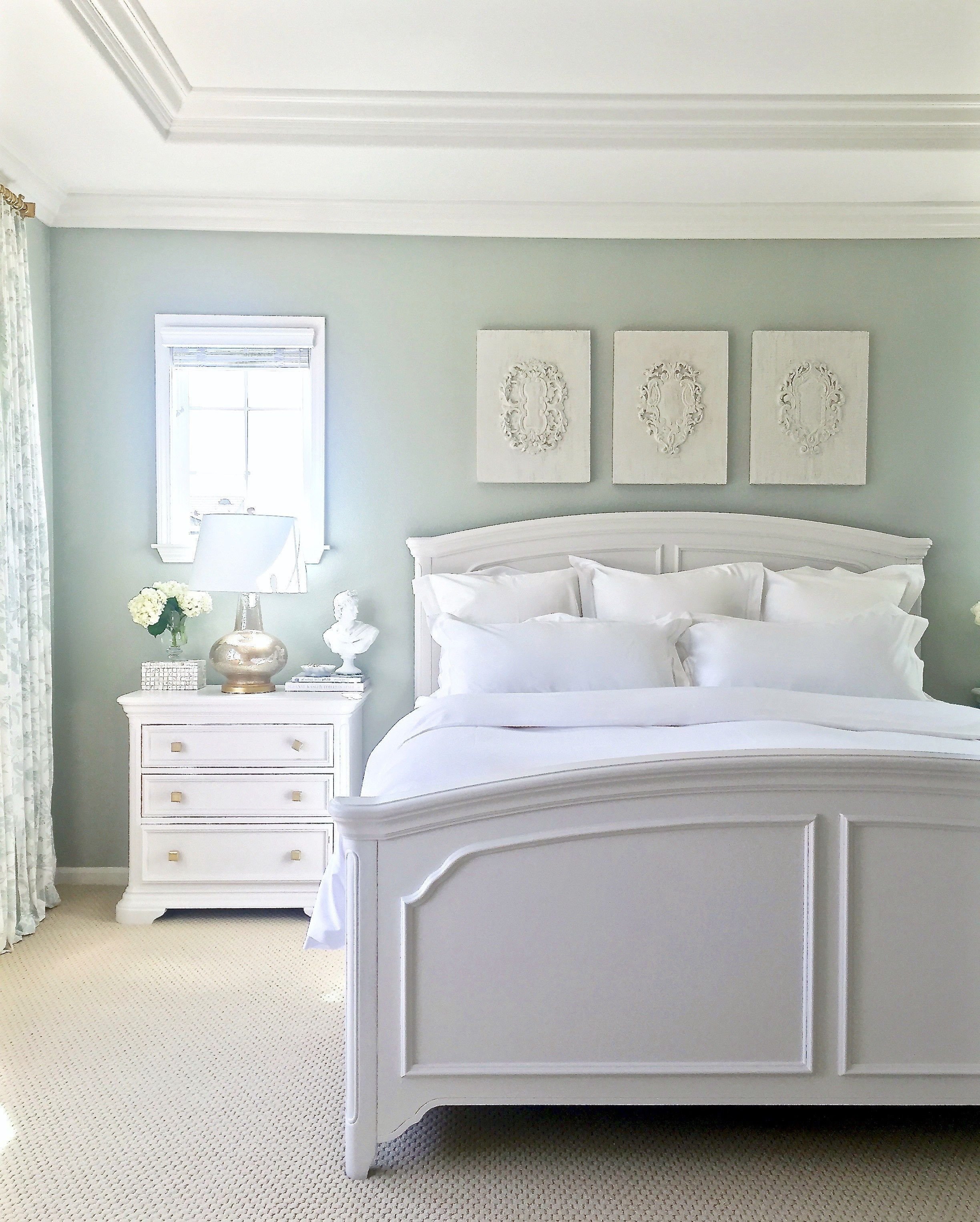 Best My New Summer White Bedding From Boll Branch Bedroom With Pictures