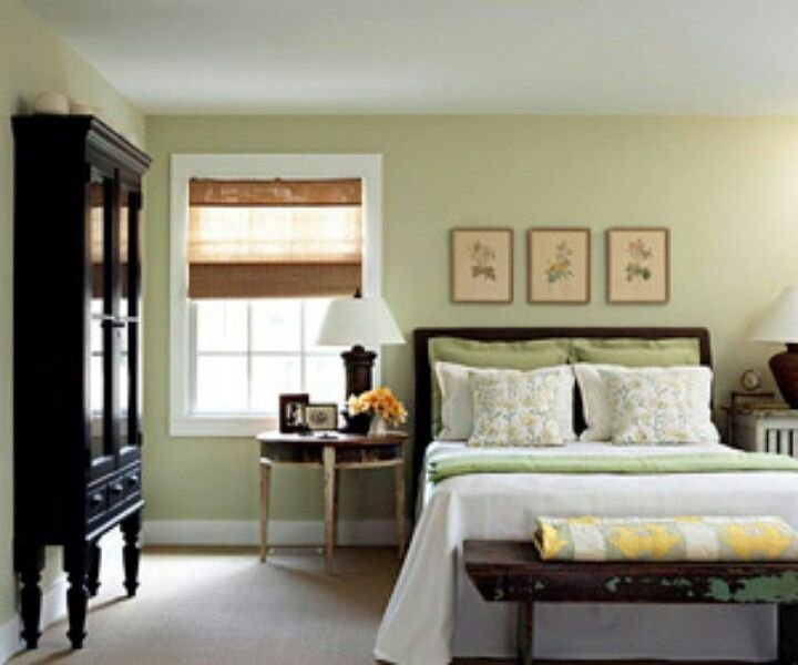 Best Bedroom Green Walls Light Green Bedroom Wall Color With Pictures