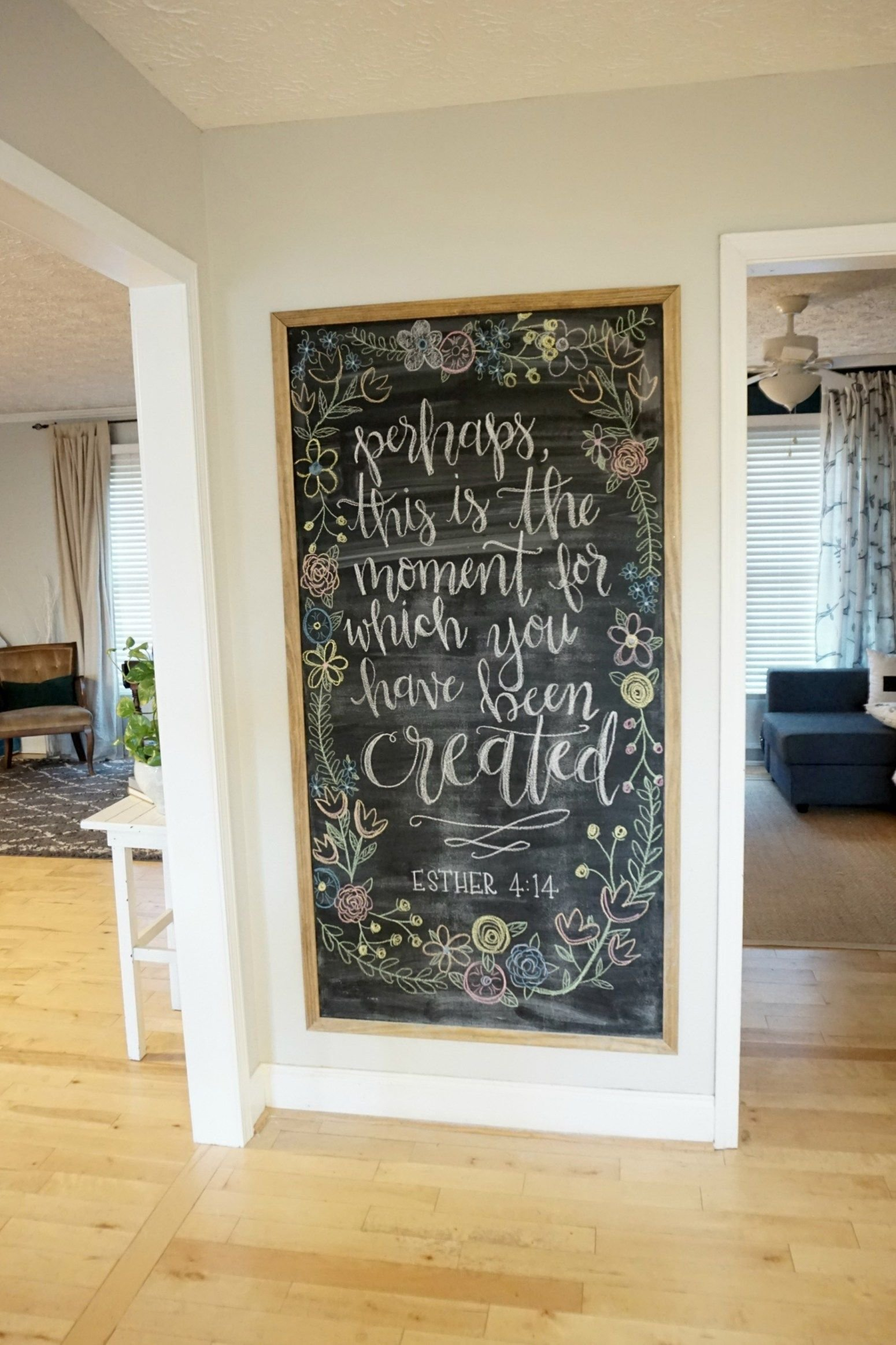 Best 12 Affordable Ideas For Large Wall Decor Chalkboard With Pictures
