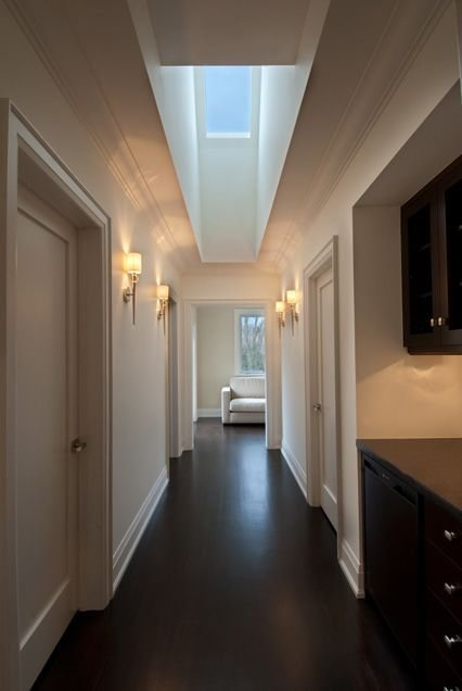 Best Master Bedroom Hallway Sconces This Cozy House Hallway With Pictures