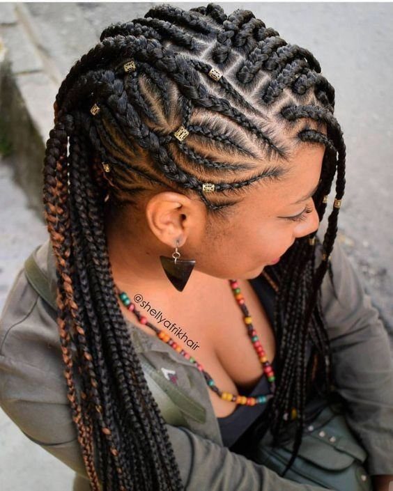 Free 13 Best Tribal Braids Hairstyles For African American Wallpaper
