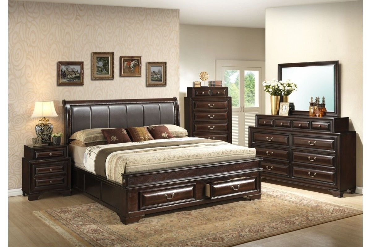 Best King Size Bedroom Sets Cheap Stylish Modern Bedroom With Pictures