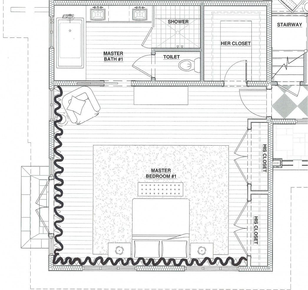 Best Awesome Modern Master Suite Floor Plans With Master With Pictures