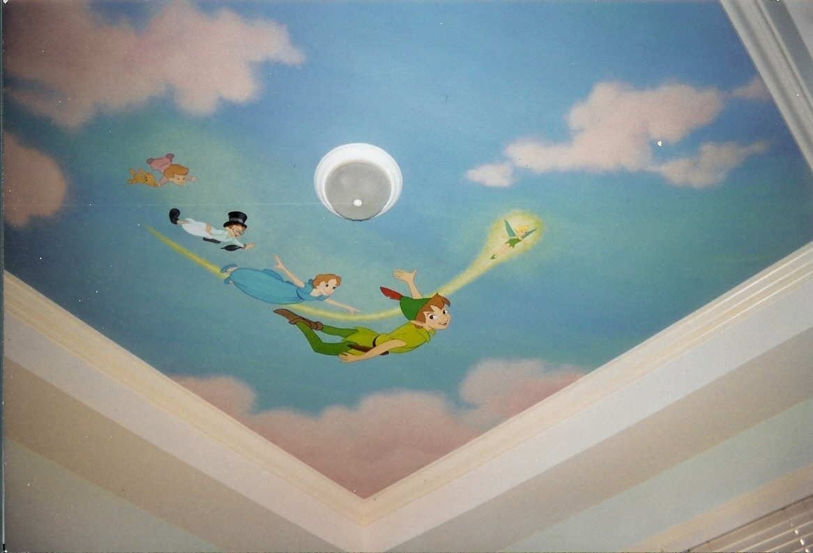 Best Pin By Jessie Tang On Bedroom Neverland Nursery Disney With Pictures